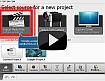 Comment commencer à travailler avec AVS Video Editor ? Cliquez ici pour regarder
